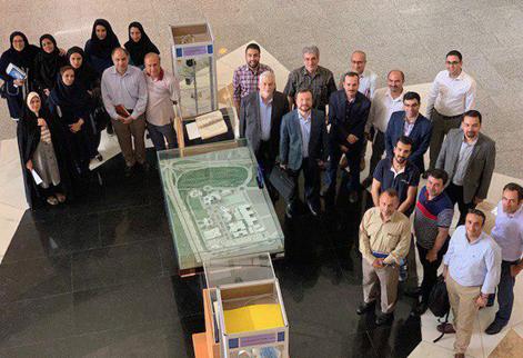 جلسه همکاری مشترک معاونت تحقیقات و فناوری دانشگاه های علوم پزشکی ایران و صنعتی امیرکبیر